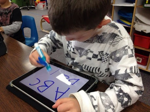 Digital Kindergarten: 1:1 iPad use in Full Day Kindergarten