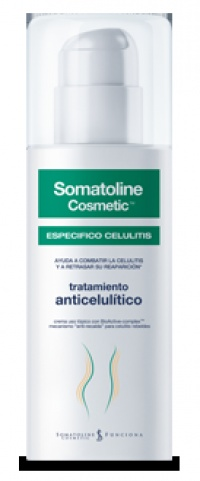 Nuevo tratamiento anticelulítico de Somatoline