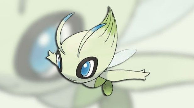 Celebi llega a Pokémon X / Y / Rubí Omega / Zafiro Alfa
