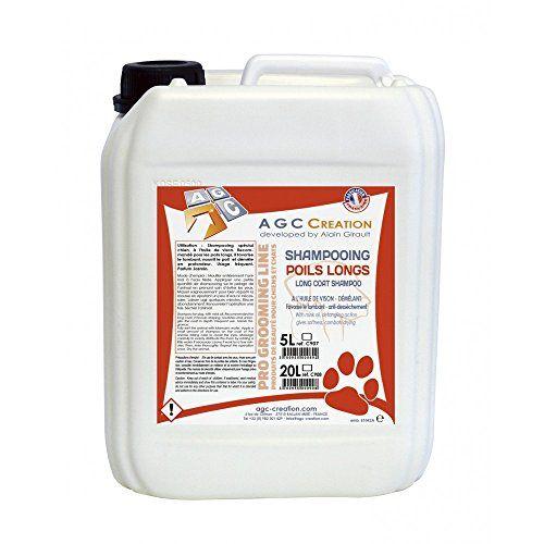 Aus der Kategorie Shampoos  gibt es, zum Preis von EUR 53,91  Shampoo Hochflor 5l:<br/> Hat die Öl, nerzfarben, Démélant, fördert das Fallen, nachfüllbar.<br/> Verwendung: Shampoo für Hund, mit nerzfarben. Empfohlen für: Die langen, es fördert das Fallen, pflegt die Haare und entwirrt in tiefe. Einer Hochwertigen Applikation. Duft Jasmin.<br/> Anwendung: Befeuchten Sie komplett Tier mit Wasser reinigen. Wenden Sie eine kleine Menge Shampoo auf das Fell des Tier wobei darauf zu vermeiden…