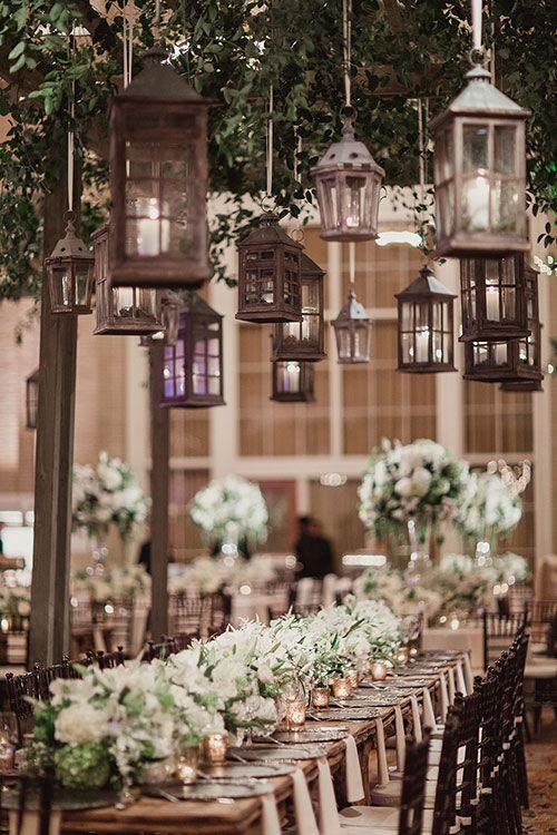 Formal Dallas, Texas Wedding, Shaun Menary Photography, Hanging Wooden Lanterns