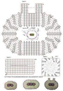 Você já deve conhecer os gráficos de crochê jogo de banheiro, pois essa arte é conhecida desde nossos antepassados e mesmo com tantos anos de história, não