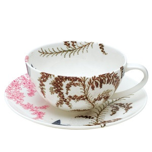Morning Flirt Teacup Set, 23€, now featured on Fab.