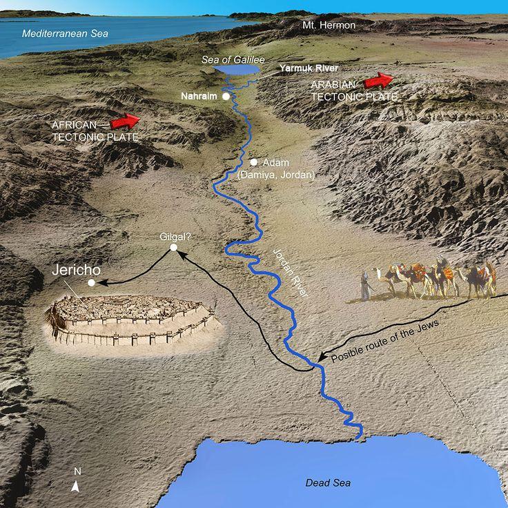 Jordan River 294 best Biblical Sites u0026