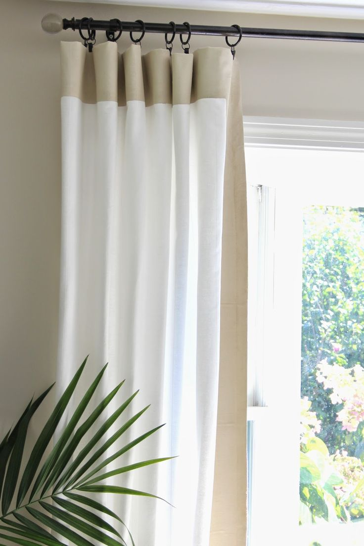 Bunk bed curtains ikea the curtains are four lenda - Find This Pin And More On Window Treatments Diy Curtain