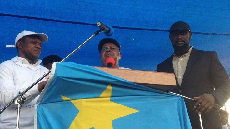 RDC: 1er meeting pour Tshisekedi depuis 2011 une réussite