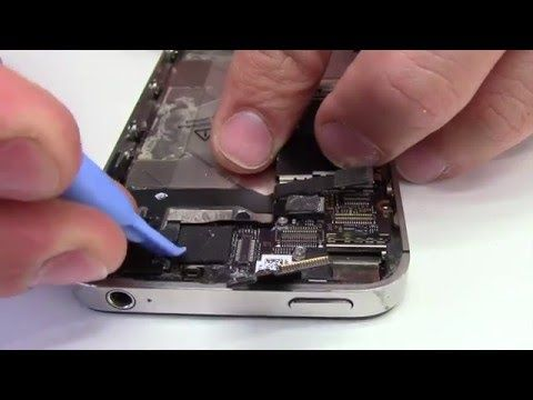 Tuto : Remplacer un écran iPhone 4S - YouTube