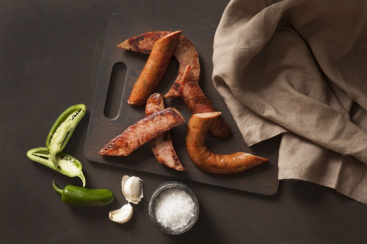 Seared or roasted, however you may want it, these Capital Jalapeno Ham Sausages will taste delightful either way!
