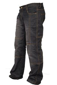 8 Pieces of Motorcycle Safety Gear - Trousers & Boots