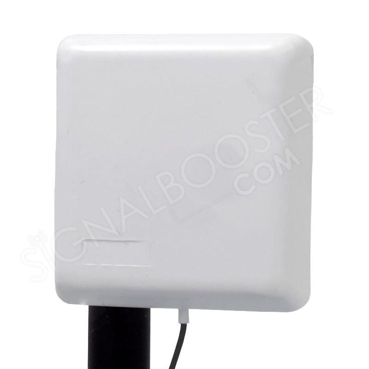 Outside Pole-Mount Panel Antenna (75 Ohm) 3G 4G LTE WiFi