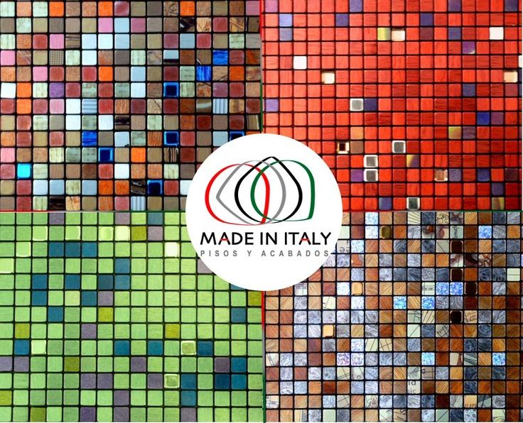 Seguramente tus ambientes podrian verse y sentirse mejor con alguno de estos Mosaicos, ¿No crees?