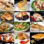 Doce recetas ligeras con pollo