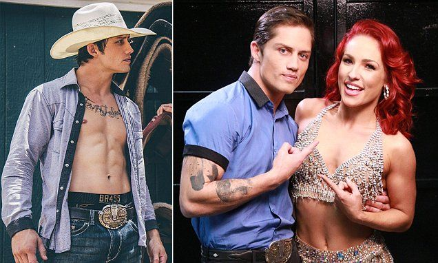 Bonner Bolton joins the cast of DWTS and talks cowboy style