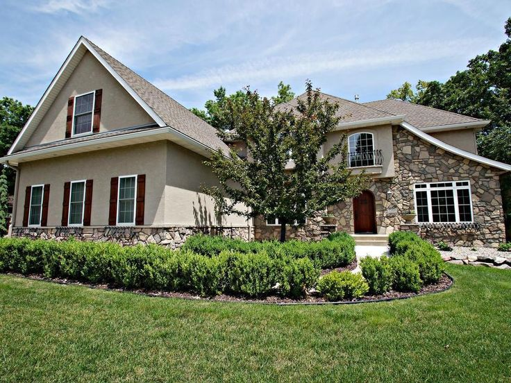 7510 Taylor Dr, Savage, MN 55378. 4 bed, 4 bath, $598,900. Executive style 2 st...