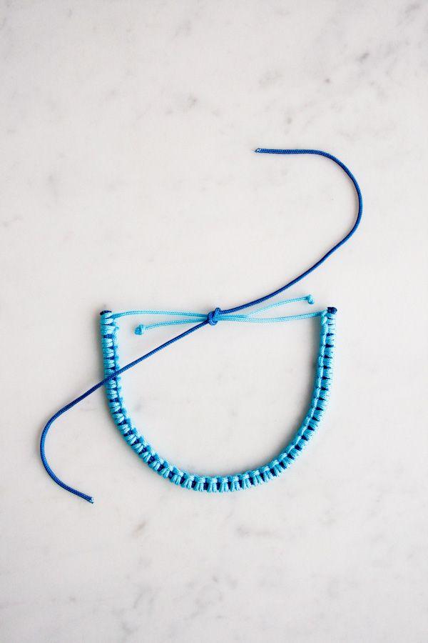 Starting And Ending Friendship Bracelets 600 6 Macrame
