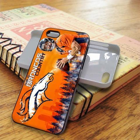 Peyton Manning Broncos iPhone 5C Case