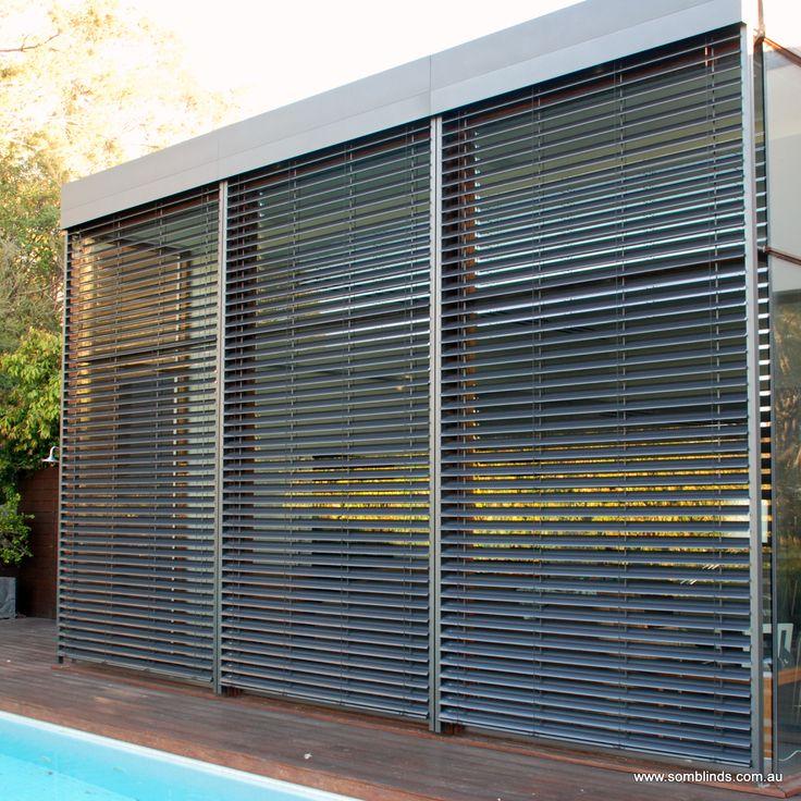 wohnidee au enjalousie balkon sichtschutz pinterest au enjalousien wohnideen und. Black Bedroom Furniture Sets. Home Design Ideas