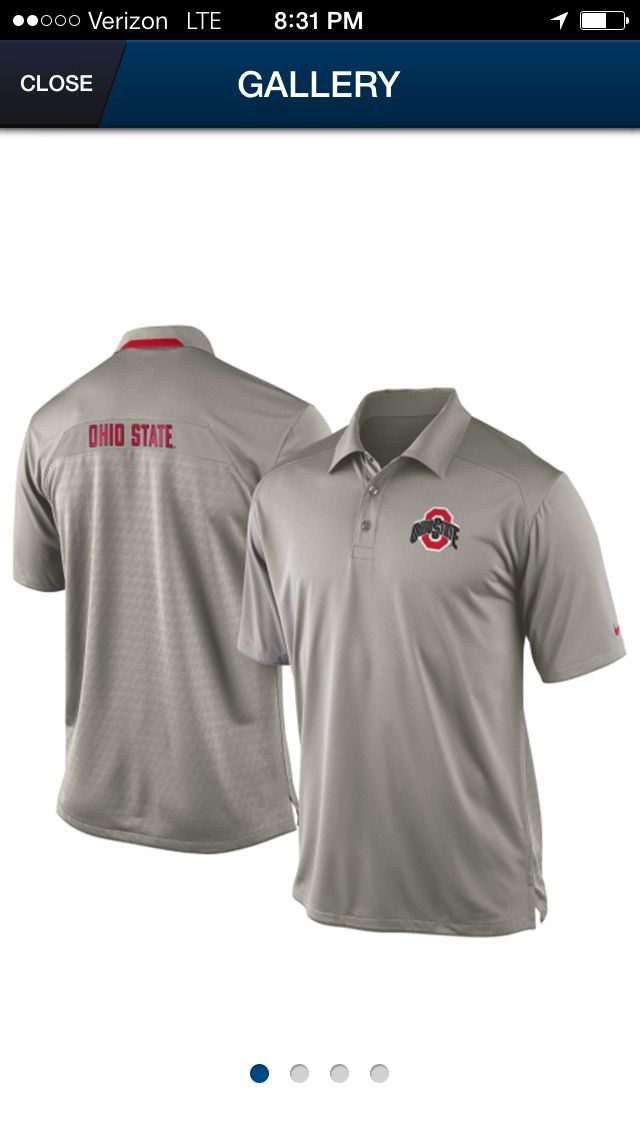 1000 images about mens sports golf shirts on pinterest for Ohio state golf shirt