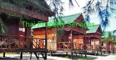 1601014 Beach Bungalows Resort Business for Sale on Koh Rung Samloem CambodiaNew Today