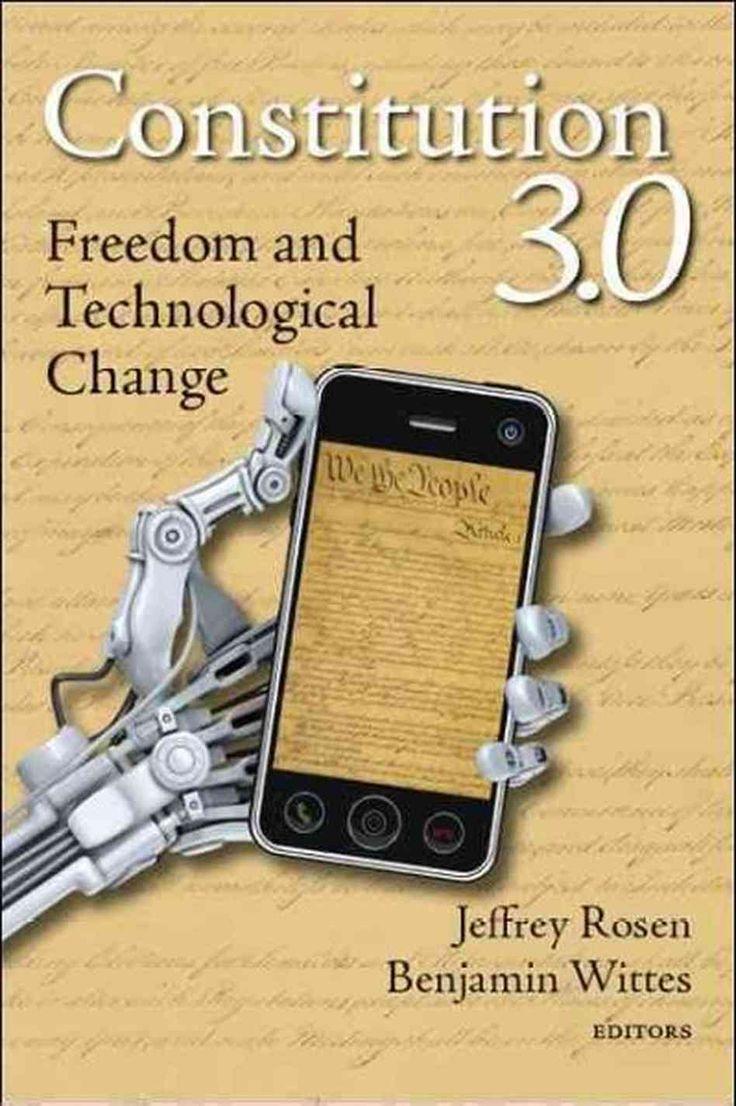 Interpreting The Constitution In The Digital Era - NPR Interview, interesting for apush or ap govt.
