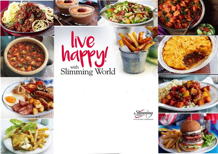 Its amazing what you can eat and lose weight on Slimming World food optimising plan.