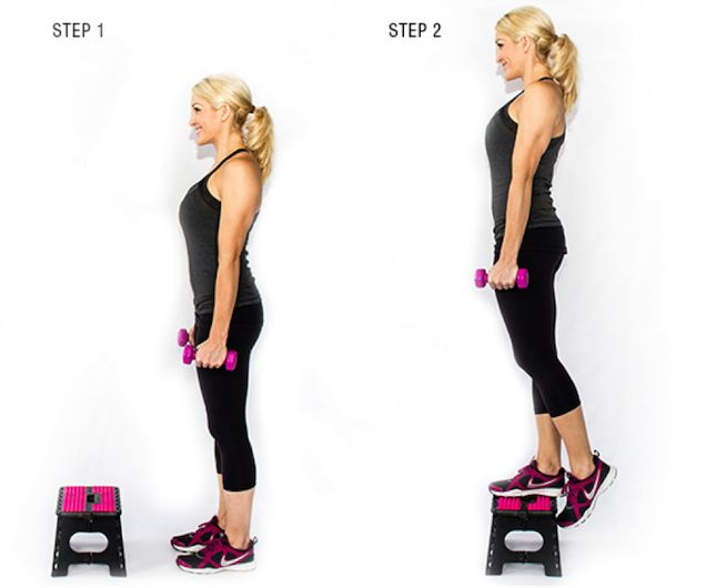 Thunder Thighs No More: 58 Must-Try Toning Moves