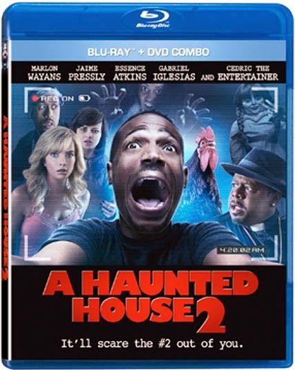 A Haunted House 2 Megan Death