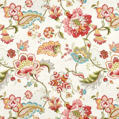Shop P. Kaufmann Ophelia Blossom Fabric at onlinefabricstore.net for $23.95/ Yard. Best Price & Service.