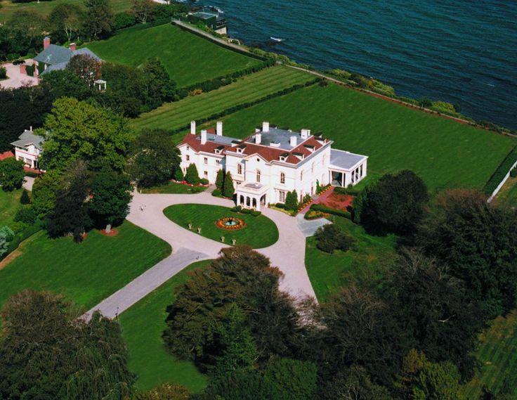 The astors 39 beechwood mansion newport ri panoramio for The beechwood