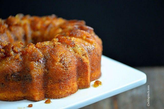 Cake Recipes With Liqueur: Rum Cake, Rum And Cake Recipes