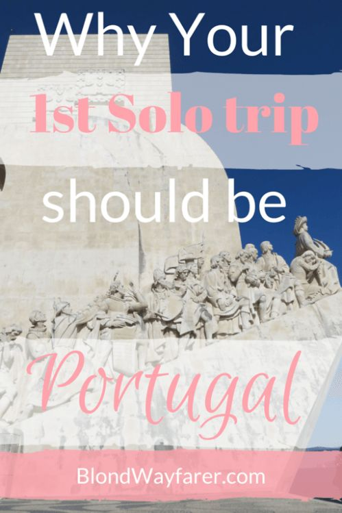 Travel   Solo female travel   Portugal Visit Europe   Lisbon   Wanderlust