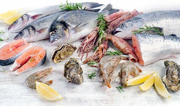 Accords mets et vins : poissons, crustacés et fruits de mer