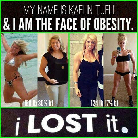 Kaelin Tuell!- Motivation     My newest and biggest inspiration!  She is AMAZING