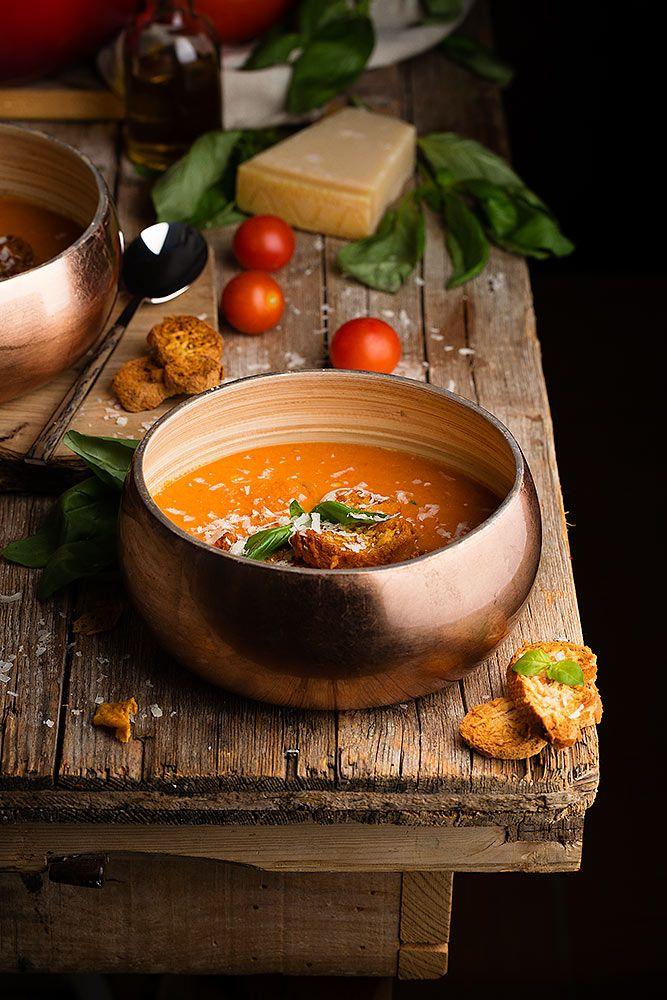 Sopa de tomate by Raquel Carmona