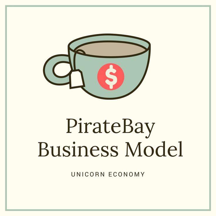 PirateBay Business Model and how do torrent websites and pirated websites make money