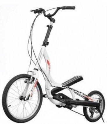 Zike Z600-6491 White Hybrid Bike Review