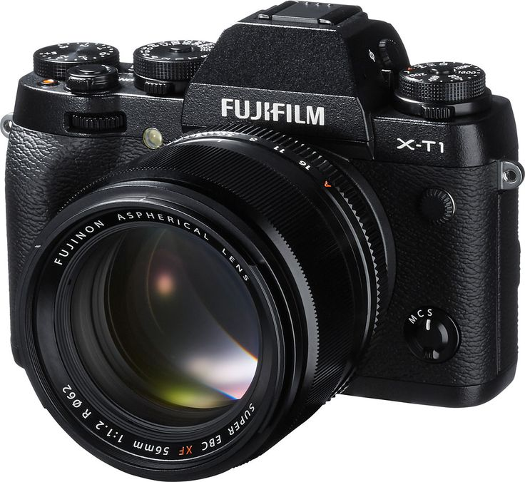 Fuji X-T1 - this camera looks awesome!