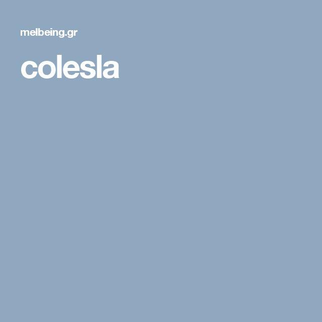 colesla