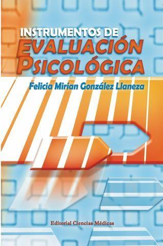 Instrumentos de evaluacion psicologica