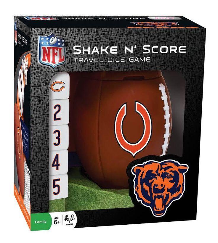 Chicago Bears Shake N' Score Game