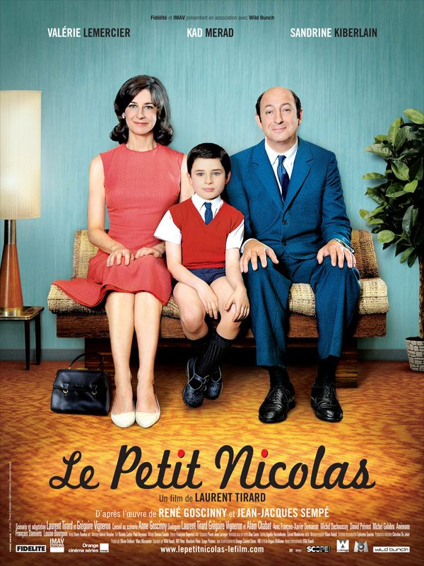 Le Petit Nicolas. I really enjoyed this movie. Absolutely cute with alot of laughs! If you've enjoyed the diary of a wimpy kid series, the little rascals, etc, YOU WILL LOVE THIS. :)