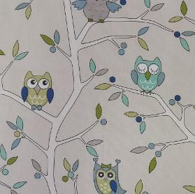 Cotton fabric for nurseries and kids rooms / South Africa / Fabrics for kids and babies