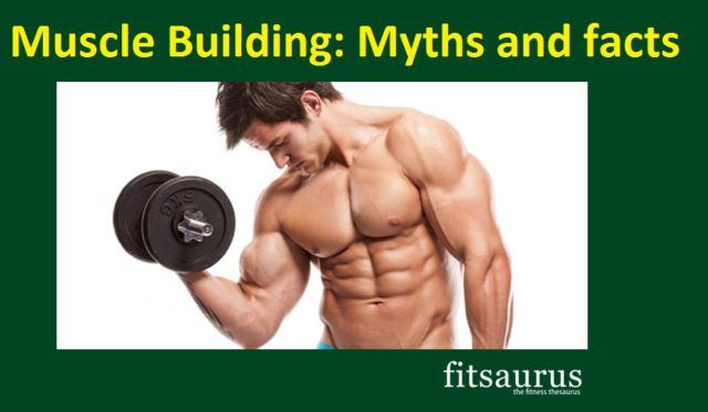 some myths about muscle gain that have hindered your progress so far such as Protein supplements, Intense exercise, Consuming more protein leads to greater muscle mass.