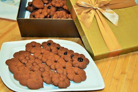 Biscoriso al Cacao (senza glutine)