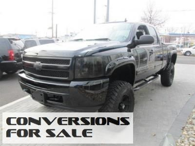 Used 2013 Chevy Silverado 1500 LT Lifted Truck