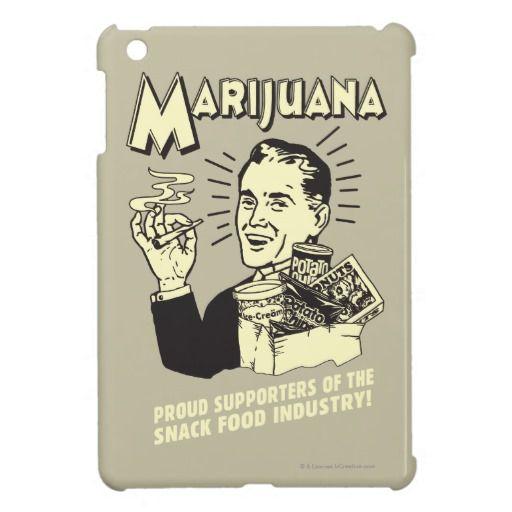 Marijuana: Snack Food