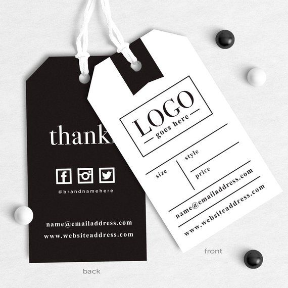 Product Tags Design Custom Textile Tags Care Instructions Etsy Clothing Labels Design Custom Hang Tags Hang Tag Design
