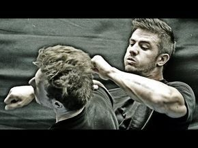 KRAV MAGA TRAINING • How to counter hook punches in street fights - YouTube