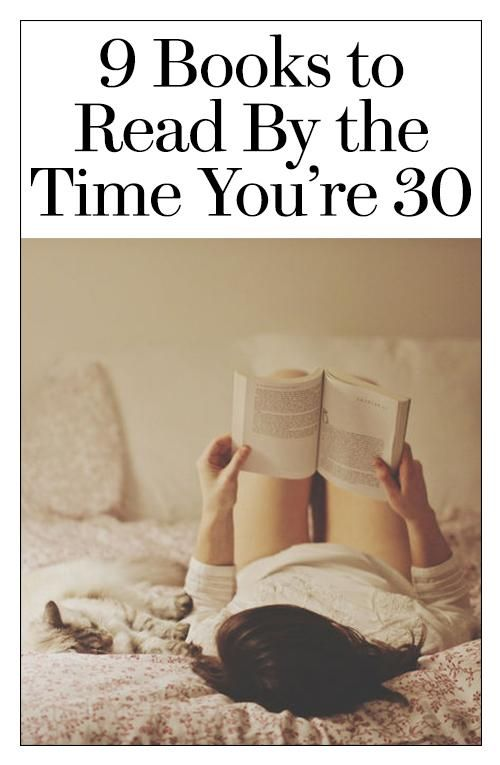 The 9 books all women should read by the time they turn 30