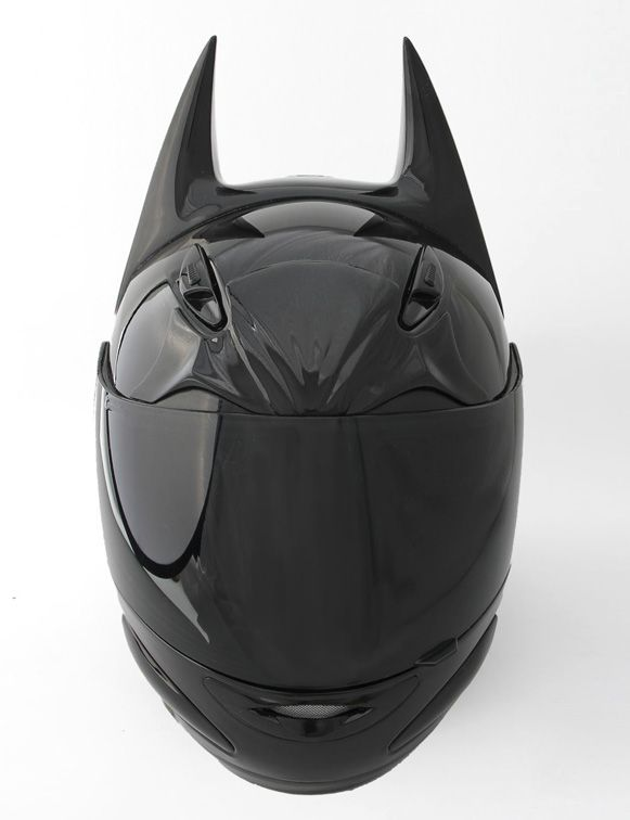 Bem Legaus!: Bat-Capacete.